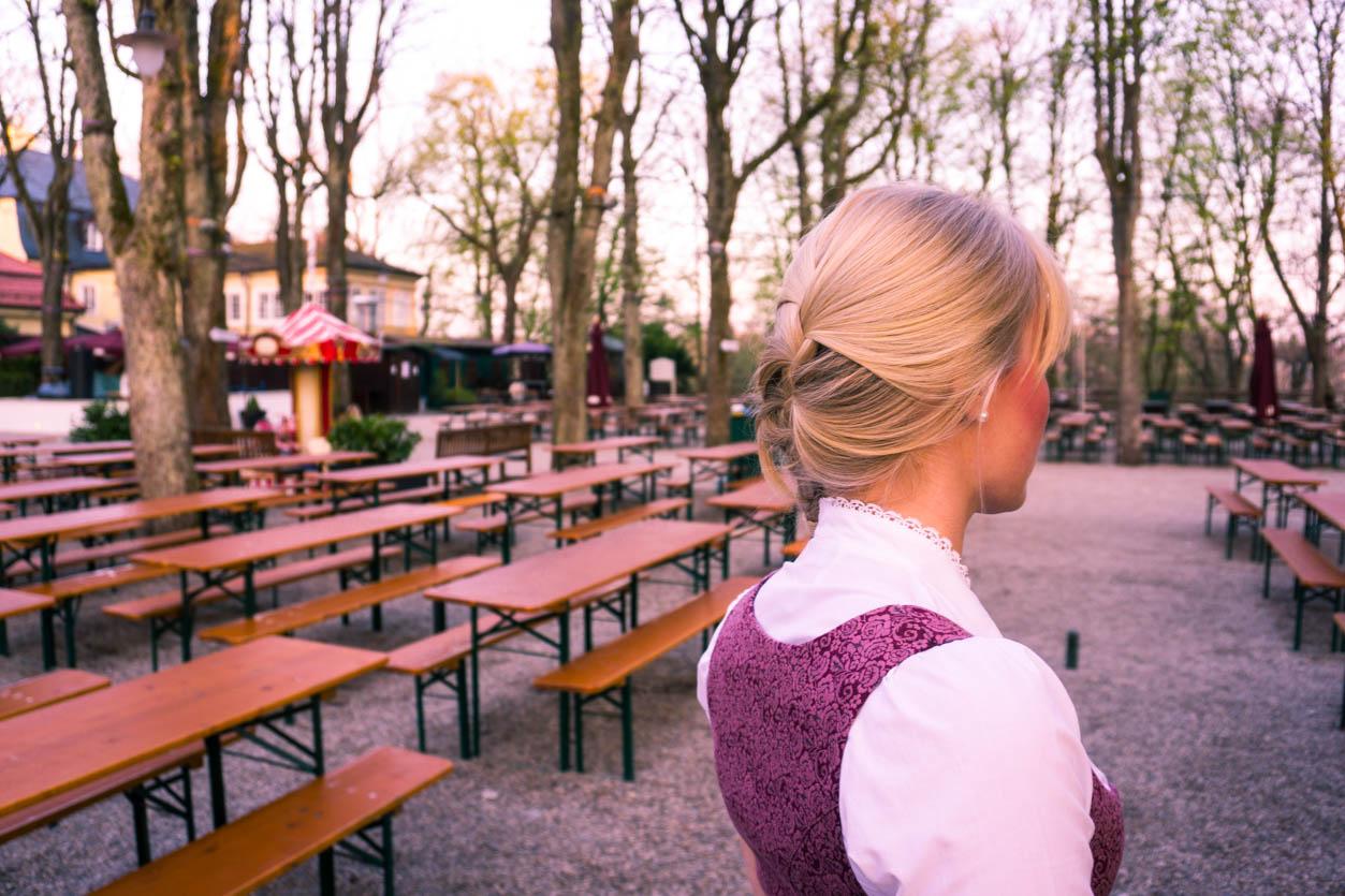 Photo of Ein Biergartenbesuch im Gottseidank Dirndl