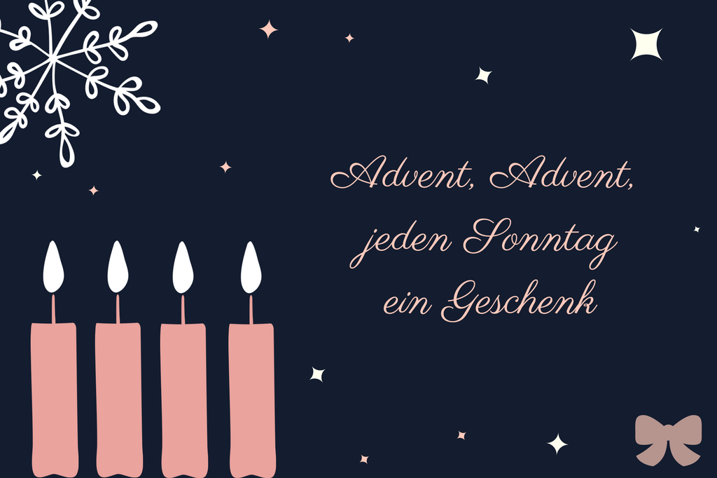 Photo of Advent, Advent – Die Dirndlschleifchen Adventsüberraschungen