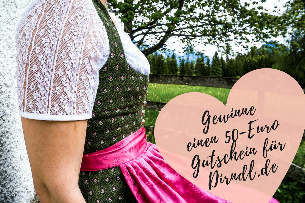 Bild von Gewinne einen 50€ Gutschein für Dirndl.de