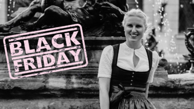 Photo of Cyber Week & Black Friday: Die Übersicht für reduzierte Dirndl & Trachtenstoffe