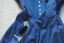 Bild von Eine Rocktasche nachträglich in den Dirndlrock nähen