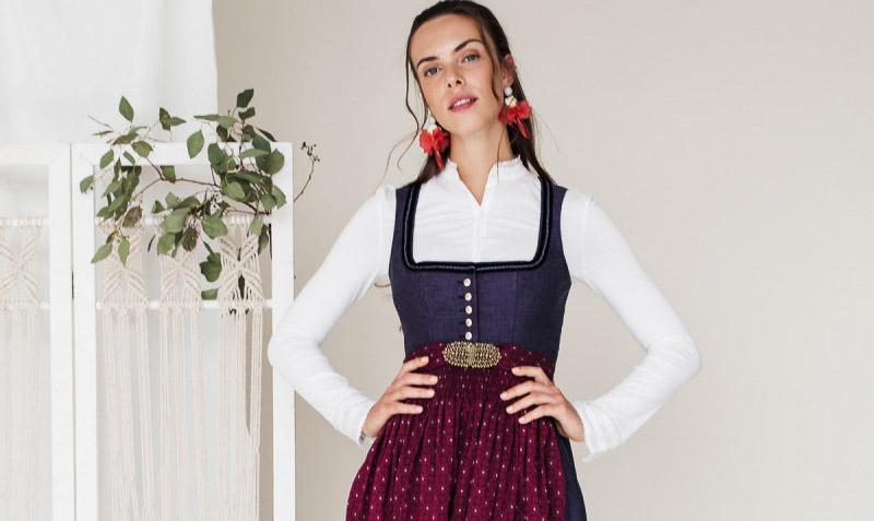 Dirndlschleifchen Limberry Shopping Woche Gottseidank Dirndl